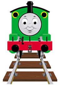 Thomas y sus amigos Percy