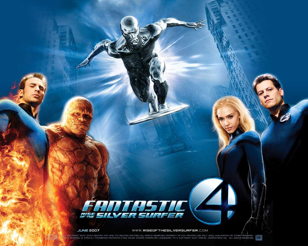 Fantastic Four Wallpaper