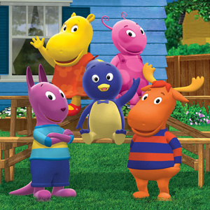Backyardigans pictures