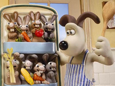 Wallace and Gromit Curse of the Were Rabbit