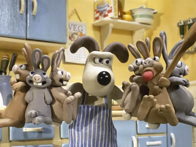 Wallace and Gromit The Curse of the Were Rabbit