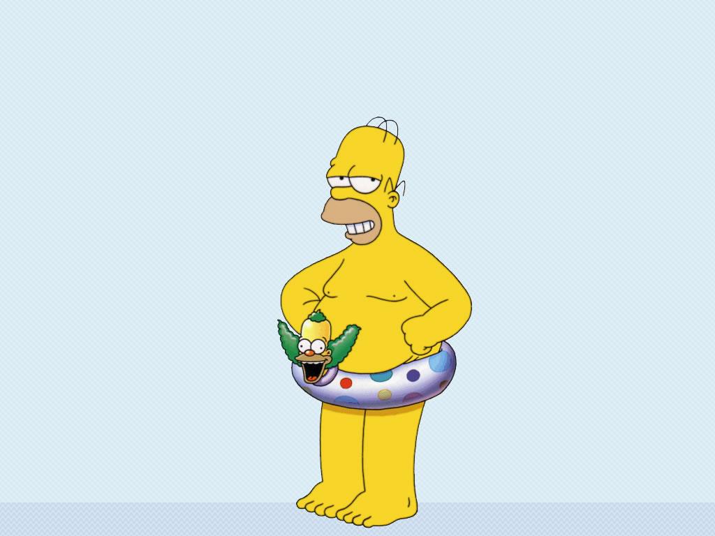 Homer Simpson Wallpaper Homero